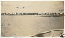 China original photograph Chapel Shanghai harbor building circa 1937 HPP2
