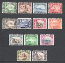 ADEN 1939 KGVI SET 1/2A-10R (SG16-27) (HM) CV £125