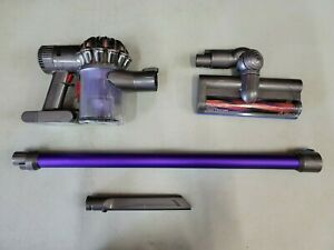 Dyson V6 Animal Cordless Stick Vacuum Cleaner *No Combo tool, Origin Brush Head*