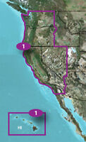 Garmin TOPO US 24K Map SD Card WEST CA HI NV OR WA