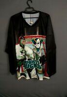 Anaheim Ducks Jersey Size L / XL Shirt Mens Hockey Trikot Vintage Retro CCM ig93