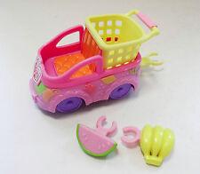 My little Pony Grocery shopping cart car 2006 Hasbro