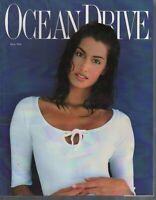 Ocean Drive May 1994 Yasmeen Ghauri Christophe Jouany Fashion Mag 090419AME2