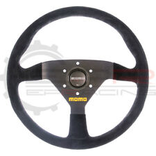 Momo Mod 78 Series with Buttons Suede Steering Wheel 350mm - Genuine Item