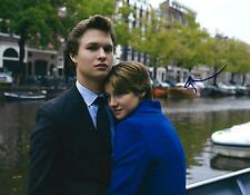 Shailene Woodley signed The Fault In Our Stars 8x10 photo