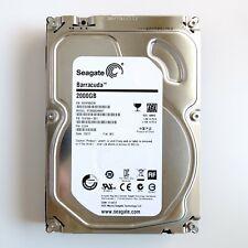 "Seagate Barracuda 2TB 7200RPM 64MB Cache 3.5"" HDD ST2000DM001-1CH164 Tested"