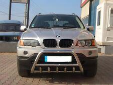 BMW X5 E53 E70 Cromo Eje empujar un bar, bar de Toro 2001 Modelos 2009