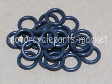 Black 25 Pack Twin Cam Oil Drain Plug O-ring For Harley Davidson OEM P/N 11105
