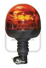 LED Rundumleuchte mit Aufsteckfuß, 12 LEDs, 12-24V ECE-R10/R65, Kennleuchte