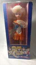 """Sailor Moon 1997 17"""" Sailor Venus Anime Character Doll By Irwin Cs"""