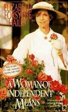 A Woman of Independent Means by Elizabeth Forsythe Hailey (1990, Paperback)