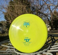 Discmania rare great condition 2015 Penned Max Weight Pop Top S-Line Pd2 175g