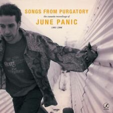 June Panic - Songs From Purgatory (Remastered 3 x CD) NEW & SEALED