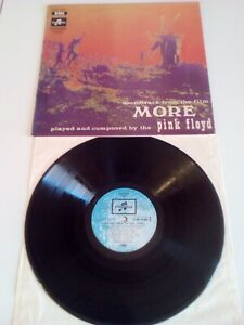 Pink Floyd Lp More OST Columbia 2C 06404096