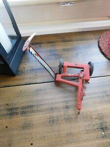 Tru Scale Sickle Bar Mower