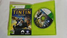 The Adventures of Tintin: The Game (Microsoft Xbox 360, 2011)