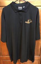 Panther Racing Polo Shirt Men's XL IRL Indy Racing Black