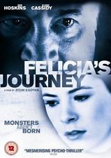 Bob Hoskins, Elaine Cassidy-Felicia's Journey  DVD NUOVO