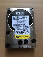 """WD WD2002FYPS-  RE4-GP- 2TB Internal 7200RPM 3.5"""", HDD, 64MB SATA Intelli"""