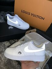 Nike Air Force 1 LV8 Utility With Reflective Swoosh UK11 US12 SOLD OUT!! AF1