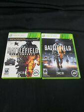 Battlefield: Bad Company 2 Ultimate Edition & BATTLEFIELD 3