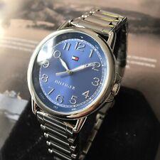 Ladies Tommy Hilfiger Designer Watch CASEY 1781655 Navy Blue Dial Steel Genuine