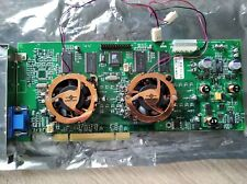 3dfx Voodoo5 5500 PCI Vantec cooling