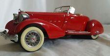 Danbury Mint 1934 Packard V-12 LeBaron Speedster Diecast 1:24 Scale