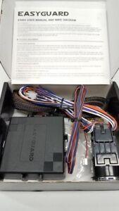 EASYGUARD ES002 Smart Engine Start/Stop & Kayless Go system