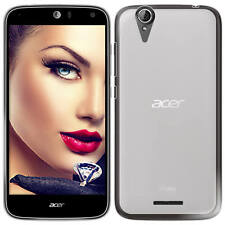 Custodia di TPU per Acer Liquid Z630 - transparent/milky