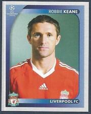 PANINI UEFA CHAMPIONS LEAGUE 2008-09- #347-LIVERPOOL & EIRE-ROBBIE KEANE