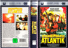 "VHS - "" Sprengkommando ATLANTIK ( North Sea Hijack ) "" (1979) - Roger Moore"