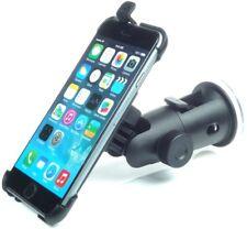 German made Apple iPhone car holder + window windscreen suction dash car mount