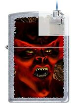 Zippo 5027 monster devil street Lighter & Z-PLUS INSERT BUNDLE