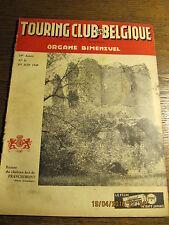 Touring Club de Belgique 1 Juin 1948 Au pays de Franchimont