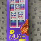 Muah Instant Mani by Kiss Press on Nails 68062 R32