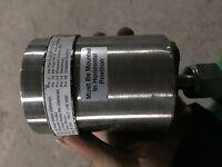 MKS 627B-22200 Baratron Capacitance Manometer 0.02 Torr Range Transducer 627B