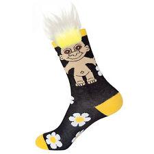Figur Pudel Crew Socken-Glücksbringer Trolle-Lazy Daisy Troll-Unisex