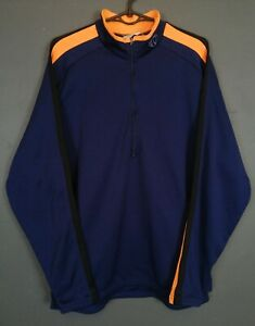 LONG SLEEVE MEN'S SHIRT PEARL IZUMI CYCLING JERSEY MAGLIA MAILLOT SIZE L 4 LARGE