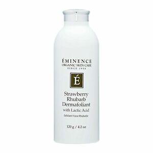 Eminence Strawberry Rhubarb Dermafoliant 4.2oz Exfoliant  FREE SHIPPING!