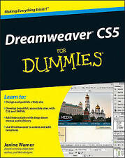 Dreamweaver CS5 For Dummies (For Dummies (Computers)) by Janine Warner, Paperbac