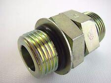 """#12 ORB O-Ring 1-1/16""""  X  #12 ORB O-Ring 1-1/16"""" Adapter Hydraulic"""