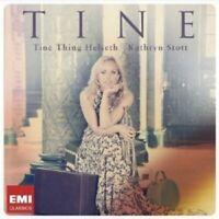 TINE THING HELSETH/K. STOTT - TINE  CD  IBERT/ENESCU/HINDEMITH/FALLA/+  NEU