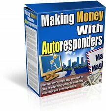 How To Make Big Money With Email And Autoresponders - Discover The Secrets (CD)
