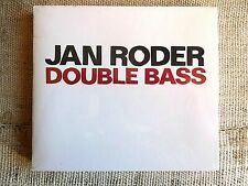 Jan Roder ‎– Double Bass  - CD sealed
