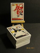 2003-04 Pacific Complete Hockey Set 201-300 from Heads Up Yzerman