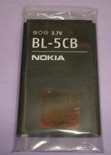 BL-5CB Original 850mAh Li-ion Replacement Battery For Nokia 1800 E60 3600 3660
