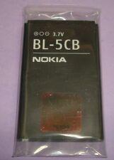 🔋BL-5CB Original 850mAh Li-ion Replacement Battery For Nokia 1800 E60 3600 3660