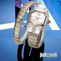 Just Cavalli JC1L113M0045  armbanduhr damenuhr farbe mehrfarbig schlange  neu