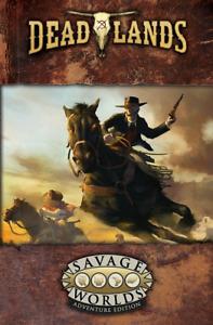 Savage Worlds - Deadlands RPG: Weird West Core Book S2P10220 $39.99 Value